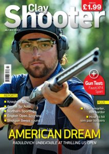 Clay Shooter – July 2019