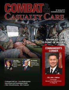 Combat & Casualty Care – Q2, 2019