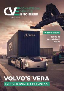 Commercial Vehicle Engineer – July 2019