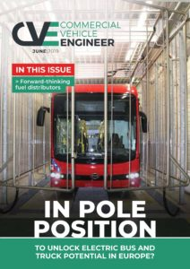 Commercial Vehicle Engineer – June 2019