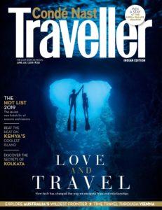 Conde Nast Traveller India – June-July 2019