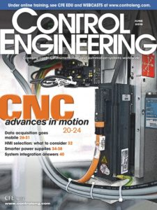 Control Engineering – June 2019