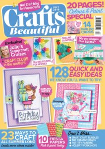 Crafts Beautiful – July 2019