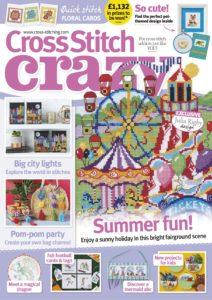 Cross Stitch Crazy – August 2019