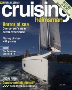 Cruising Helmsman – July 2019