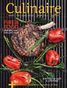 Culinaire Magazine – June 2019