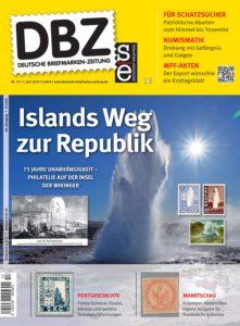 Deutsche Briefmarken-Zeitung – 07. Juni 2019