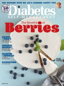 Diabetes Self-Management – July 2019