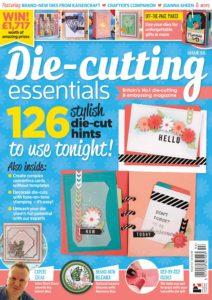 Die-cutting Essentials – July 2019