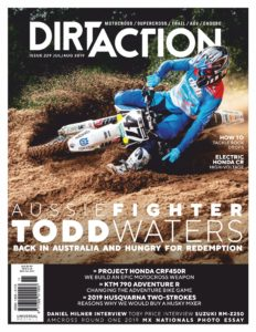 Dirt Action – July-August 2019