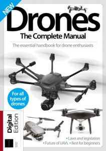 Drones The Complete Manual – 7th Edtion 2019