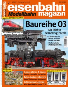 Eisenbahn Magazin – Juni 2019