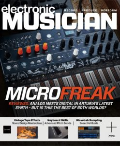 Electronic Musician – August 2019