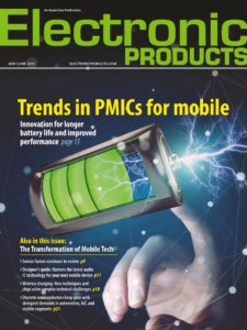 Electronic Products – May-June 2019