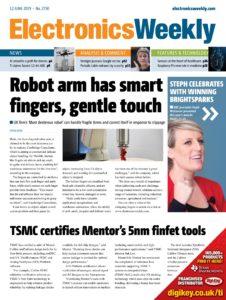 Electronics Weekly – 12 June 2019