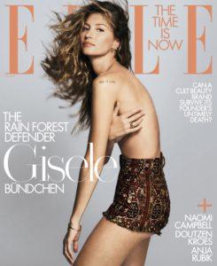 Elle USA – July 2019