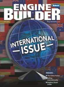 Engine Builder – May 2019