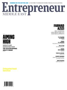 Entrepreneur Middle East – June 2019