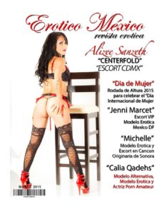 Erotico Mexico – Marzo 2015