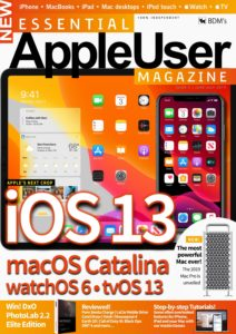 Essential AppleUser Magazine – June-July 2019