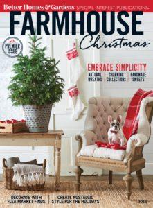 Farmhouse Christmas – September 2018