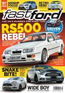 Fast Ford – July 2019