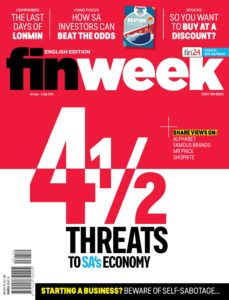Finweek English Edition – June 20, 2019