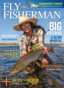 Fly Fisherman – August-September 2019