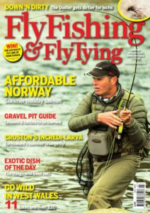 Fly Fishing & Fly Tying – July 2019