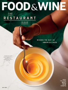 Food & Wine USA – July 2019