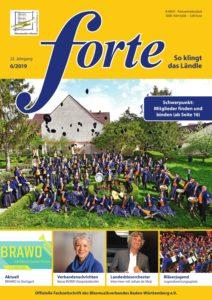 Forte Germany – Juli 2019