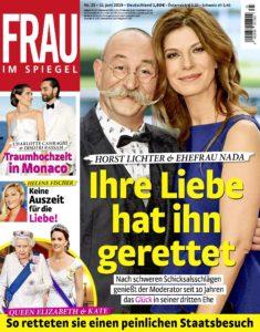 Frau im Spiegel – 12. Juni 2019