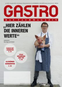 Gastro das Fachmagazin – Juni 2019