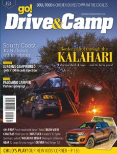 Go! Drive & Camp – July 2019