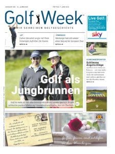 Golf Week – Juni 2019