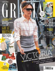 Grazia UK – 01 July 2019