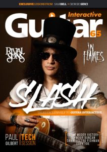 Guitar Interactive – Issue 65 2019