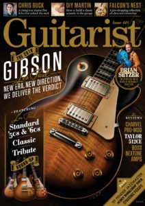 Guitarist – August 2019