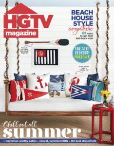 HGTV Magazine – July 2019