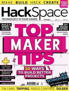 HackSpace – July 2019