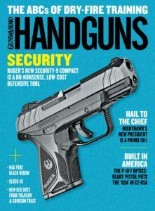 Handguns – August-September 2019