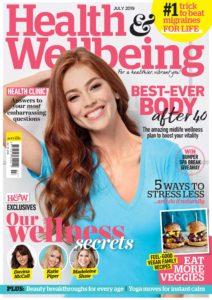 Health & Wellbeing – July 2019