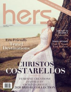 Hers Magazine – Special Travel & Bridal Edition June 2019