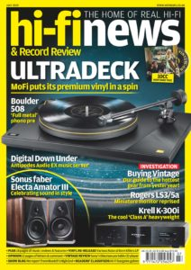 Hi-Fi News – July 2019