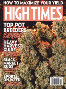 High Times – March 2019
