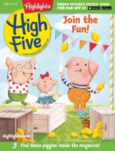 Highlights High Five – August 2019