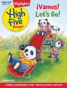 Highlights High Five Bilingue – August 2019