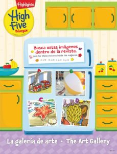 Highlights High Five Bilingue – July 2019
