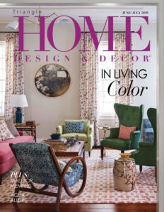 Home Design & Decor Triangle – June-July 2019
