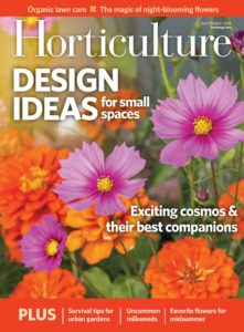 Horticulture – July-August 2019